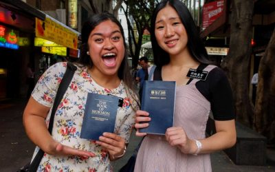 ABC News: What's it really like being a Mormon missionary?