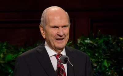 Russell Nelson Announces New Temples in the Philippines, Russia, India and More