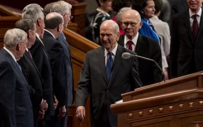 Russell M. Nelson Announces First Temple in Mindanao