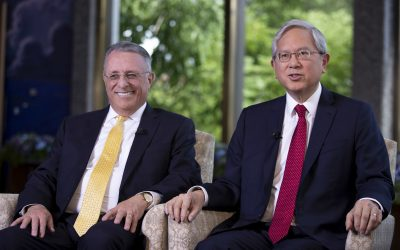 Elders Gong, Soares Share Experiences from First 3 Months as LDS Apostles