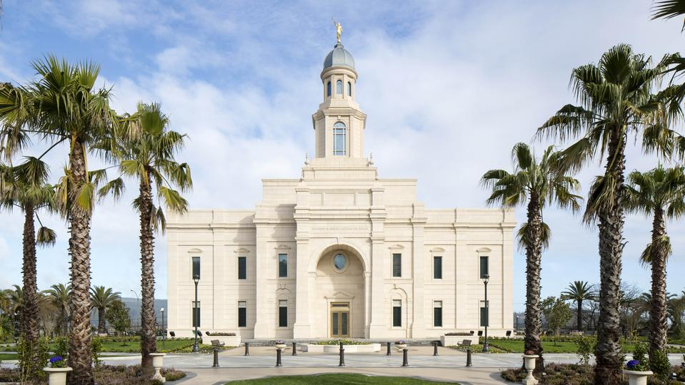 A First Look Inside the Newly Completed Concepción Chile Temple
