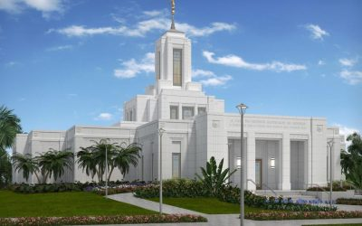 Latter-day Saint Church Announces Groundbreaking for Brazil's 8th Temple