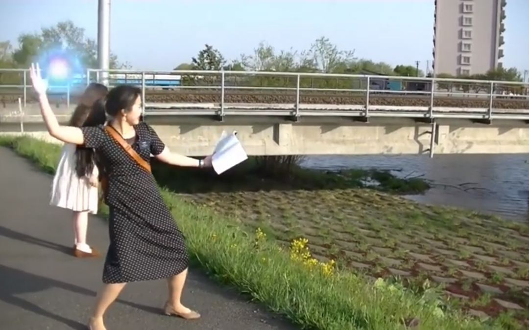 Watch Hilarious Video About the Book of Mormon Made by Missionaries in Japan