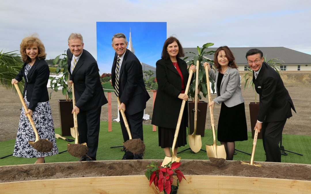 Church in New Zealand Held Small-scale Groundbreaking for Auckland New Zealand Temple