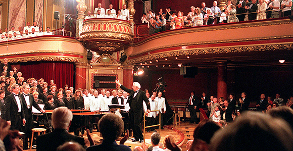 The Tabernacle Choir Heritage Tour Postponed Until 2022