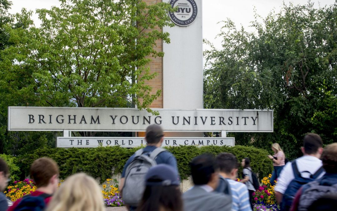 BYU Announces Fall Semester Decision: Resume to In-person Classes with Several Adjustments
