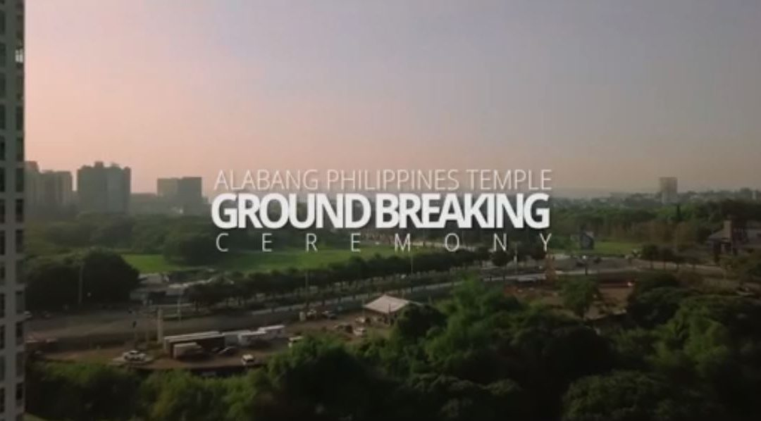 WATCH: Church Releases Video for Alabang Philippines Temple Groundbreaking