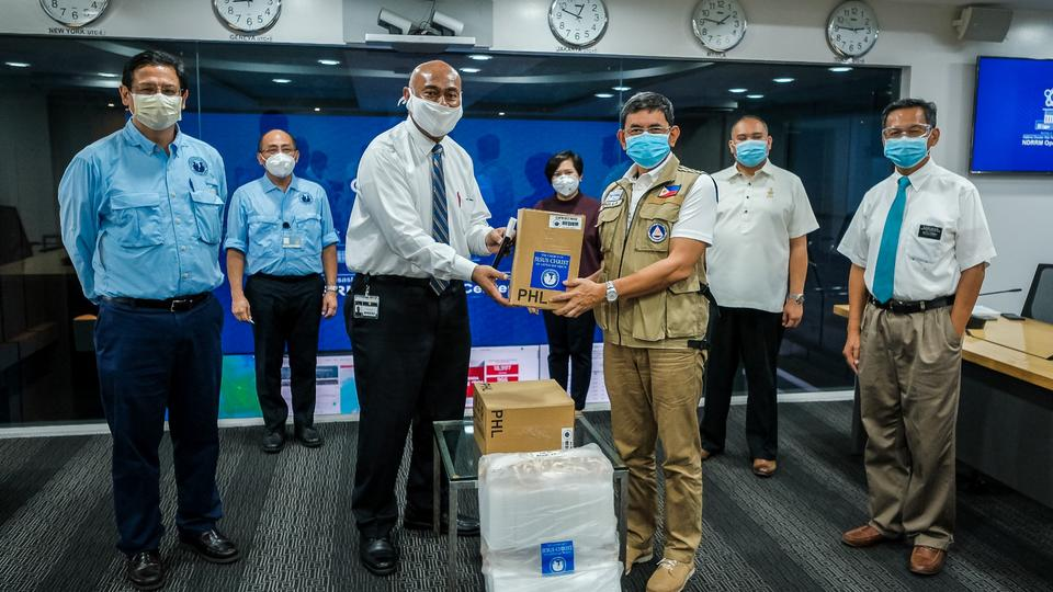 Latter-day Saint Charities Continues to Donate to Philippines for COVID-19 Relief