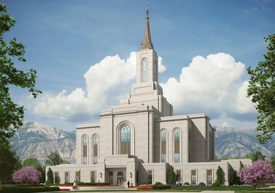 First Presidency Announces Groundbreaking Date for Orem Utah Temple