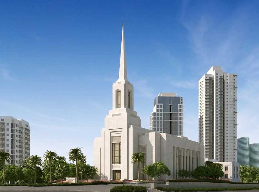 Church Releases Video of Alabang Philippines Temple Small-scale Groundbreaking