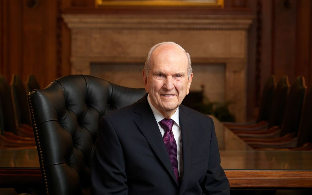 President Nelson Issues Statement on Racism, Calls for Repentance and Unity