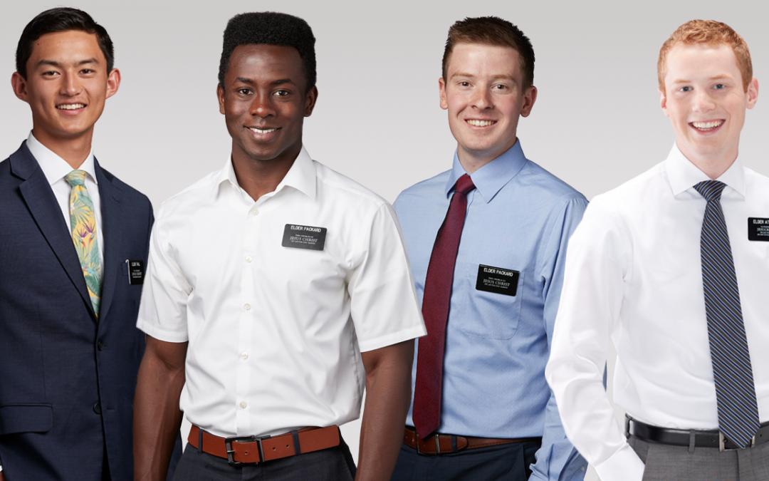 First Presidency Updates Dress Standards For Elder Missionaries