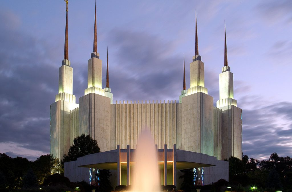Washington D.C. Temple Open House and Rededication Dates Postponed Indefinetly Due to COVID-19