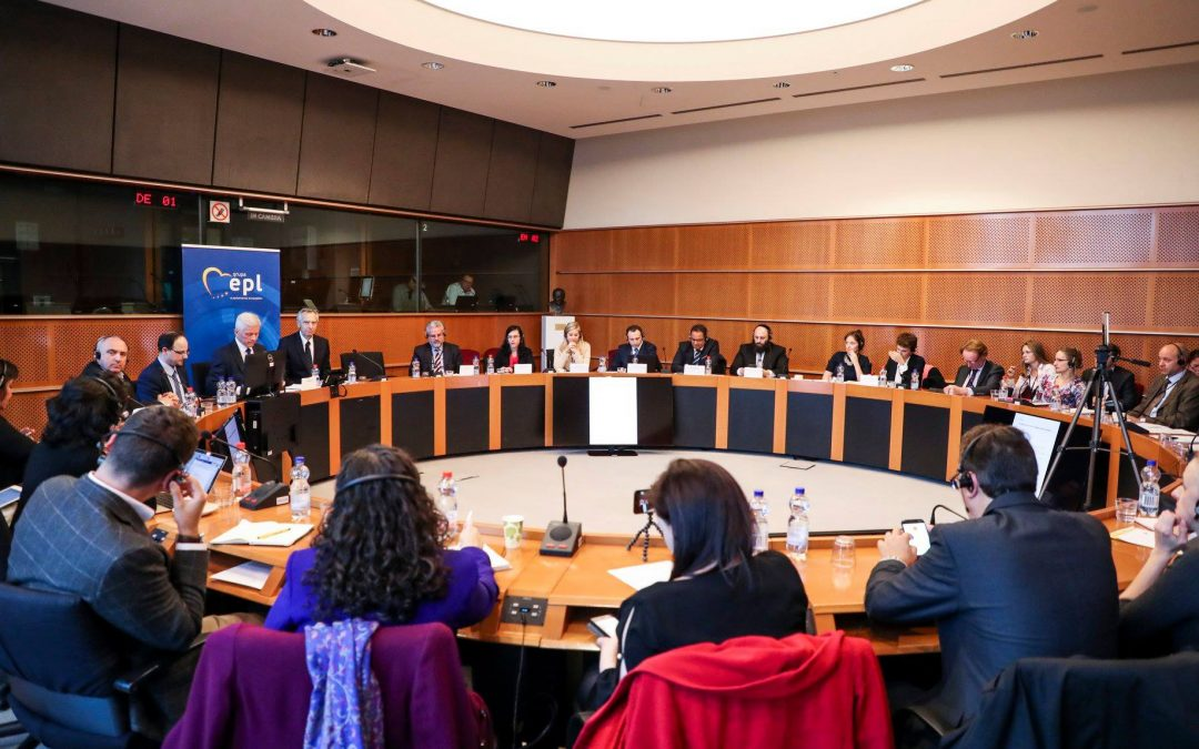 Church EU Office Releases Statement Following Renewed Special Envoy Function