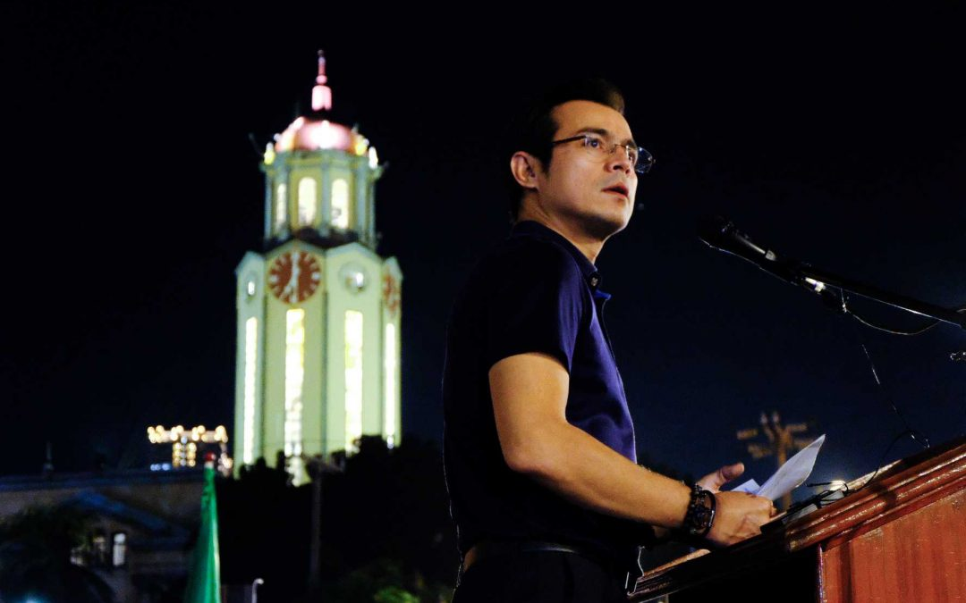 Manila City Mayor, Isko Moreno, Thanked Church for its COVID-19 Relief Efforts in Manila