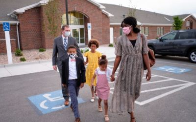 As Utah COVID-19 cases drop, Church asks stake leaders to prepare for regular Sunday service
