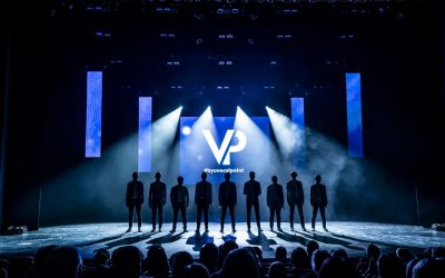BYU Vocal Point Pays Tribute in CNN Performance to COVID-19 Victims