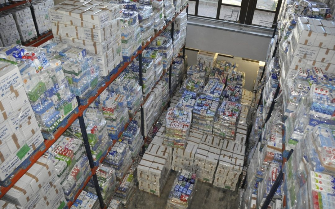 Church Provides Humanitarian Aid to the Spanish Federation of Food Banks for COVID-19 Relief