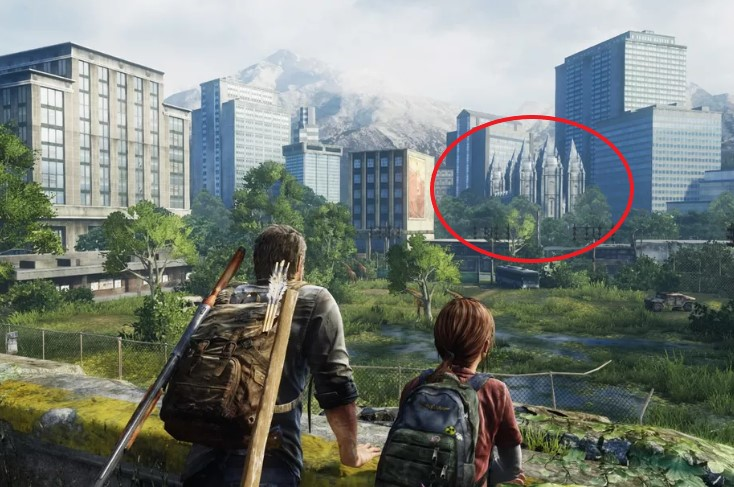 Salt Lake Temple Makes Surprising Appearance in Popular PlayStation Game 'The Last of Us'