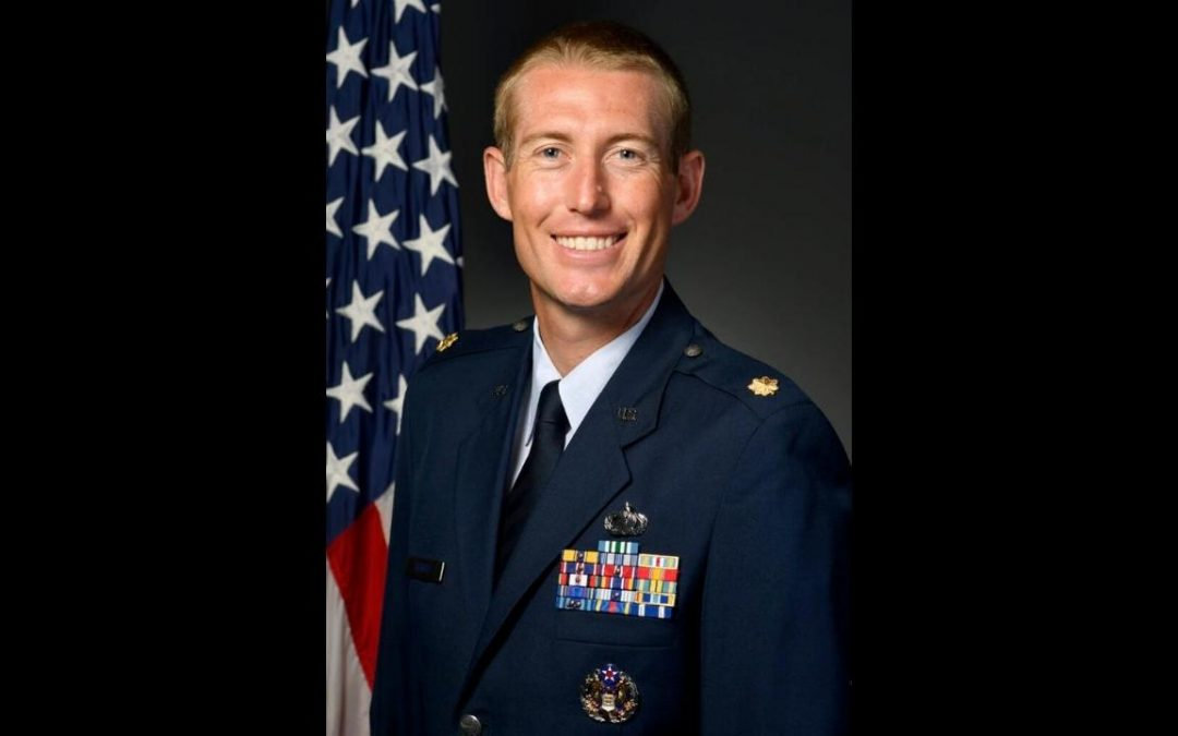 Funeral Service was Held for Latter-day Saint Airman who was Killed while Cycling