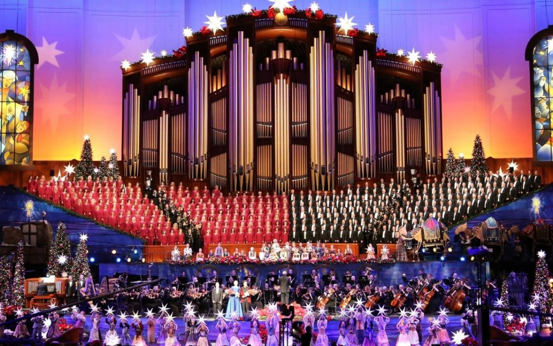 The Tabernacle Choir Cancels Annual Christmas Concert for the First Time Due to COVID-19