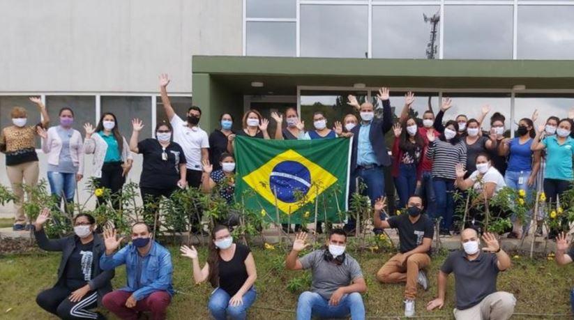 Brazilian Saints Sew and Donate More Than 3 Million Face Masks