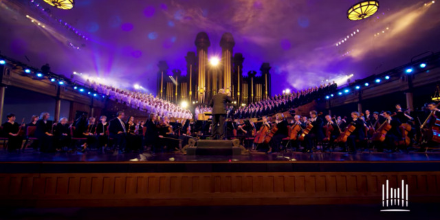 WATCH: Tabernacle Choir Releases Dramatic New Star Wars Music Video