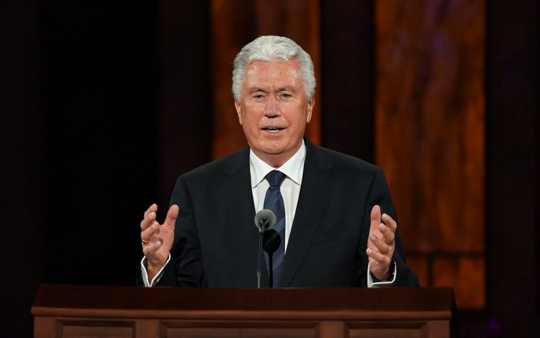 Elder Uchtdorf: We Will Endure This; God Will Do Something Unimaginable