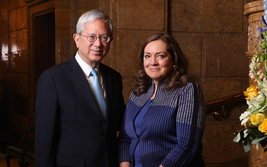 Elder Gong and Wife Test Positive for COVID-19