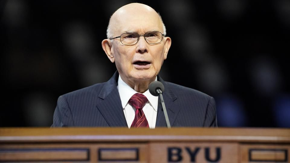 President Oaks at BYU: Black Lives Matter, Calls to End Racism and Unite in Christ