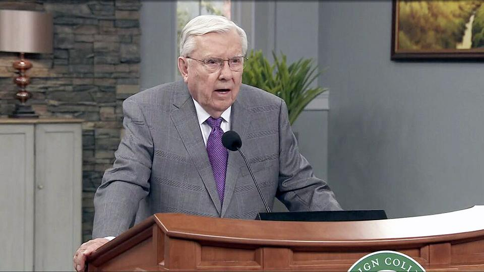 President Ballard Calls for 'Modern Stripling Warriors' to Stand for Truth