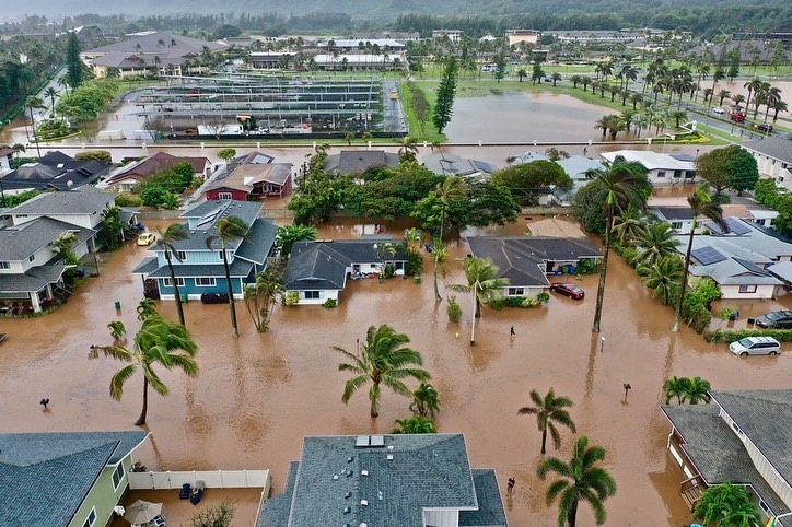 BYU Hawaii Opens Its Doors to Displaced Students Affected by Heavy Flooding