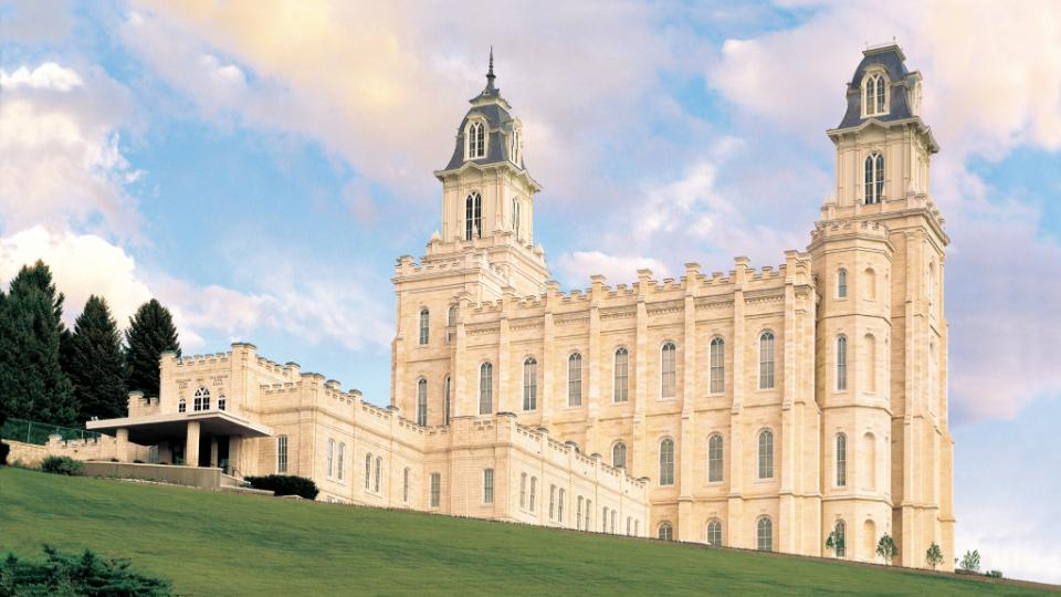Church Agrees to Preserve Historic Murals in the Manti Temple