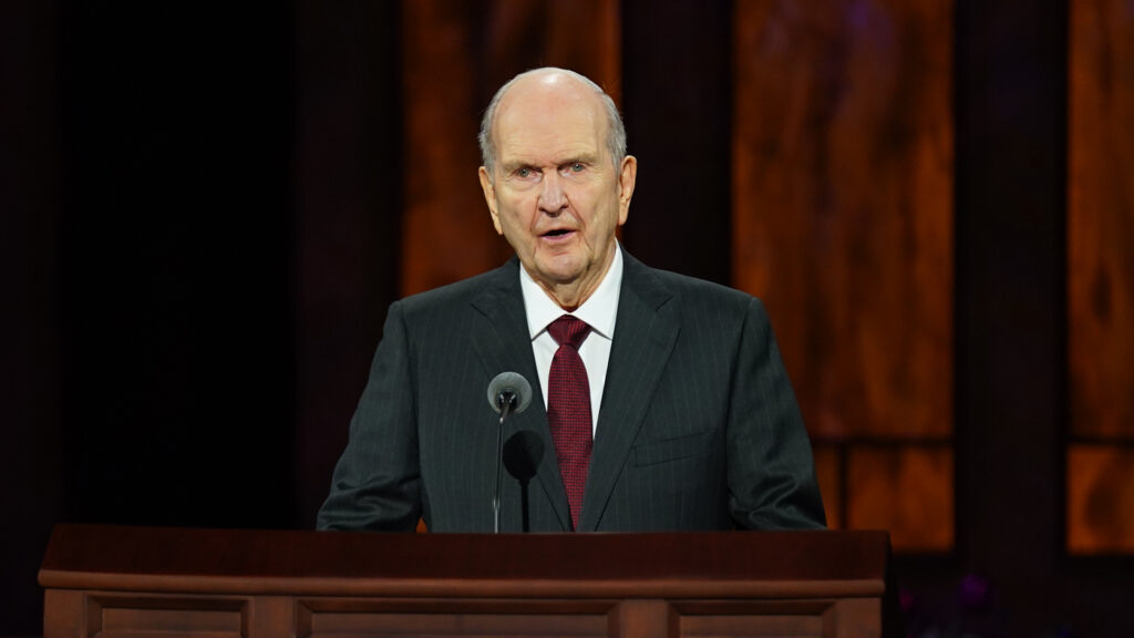 President Nelson Announces 20 New Temples During April General Conference