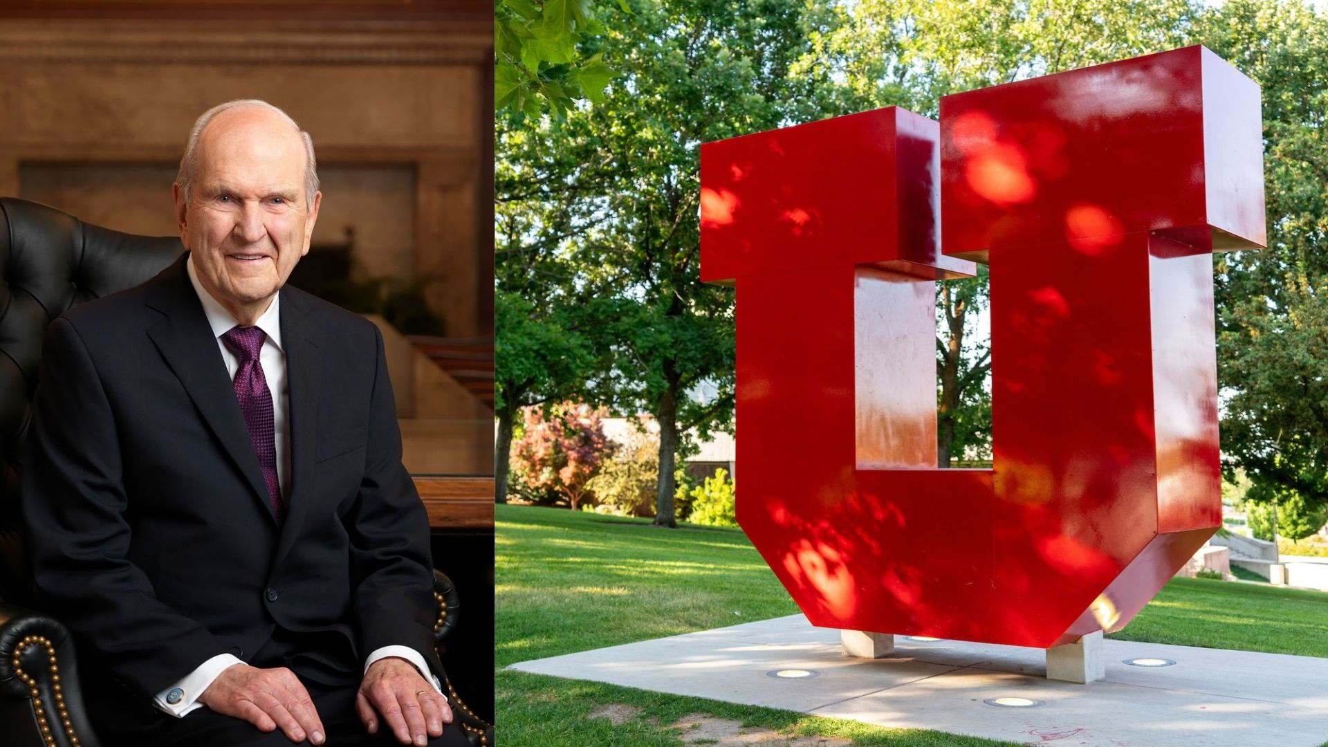 President Nelson to Receive Honorary Doctoral Degree from the University of Utah