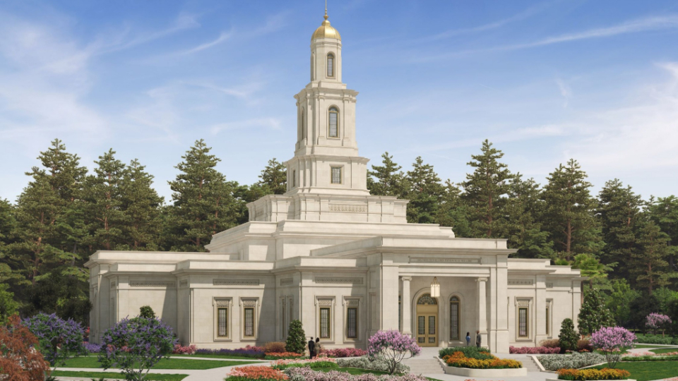 Church announced groundbreaking date for Florida's 3rd temple