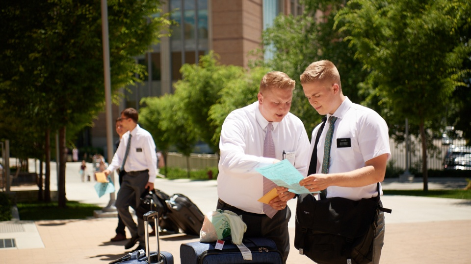 Provo MTC Welcomes First New Missionaries in 15 Months